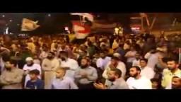 تظاهرات  العريش في مليونية عيد النصر