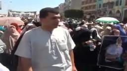 مسيرة حاشدة بدمياط - مليونيةعيد النصر 9-8