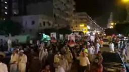 مسيرة قبائل وأهالي مطروح ضد الانقلاب 12_8