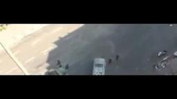الشرطة تقتل المتظاهرين بالرصاص_ المهندسين