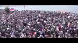 جمعة الغضب - أمواج بشرية تجتاح الإسكندرية