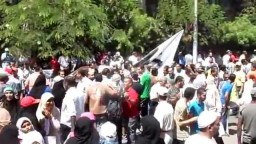 الاسماعيلية- جمعة الشهداء ضد الانقلاب 23/ 8