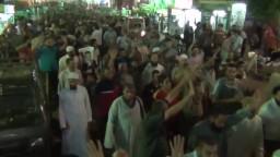 الشعب يقود ثورته - مسيرة شبرا الخيمة