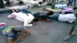 شاهد مصير الشباب المصري في بني سويف