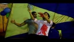 شباب أوسيم ينقذ الرئيس مرسى من يد العسكر