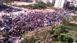 انتفاضة مدينة 6 اكتوبر # جمعة _ الحسم 30 - 8 - 2013