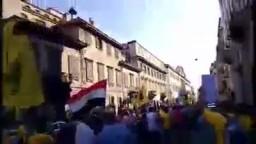 مسيرة حاشدة في ميلانو ضد الانقلاب - 31- 8
