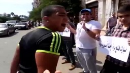 سلسلة ضد الإنقلاب_مسجد النور بالمنصورة