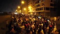 أولتراس حرية لليوم الخامس  - الاسكندرية