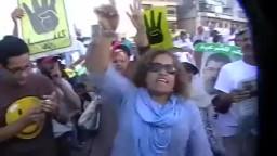احلى هتاف على كورنيش الاسكندرية 6/ 9/ 2013