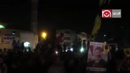 مسيرة رافضة للانقلاب العسكري بمصر القديمة