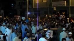 الإسماعيلية - مسيرة حاشدة لرفض الإنقلاب