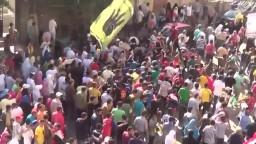 أروع مشهد من مسيرة سيدى بشر 13  9 2013