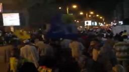 مظاهرات لرفض الانقلاب بالسويس 16-9-2013
