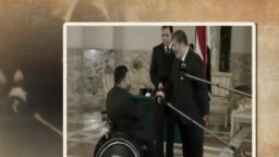 رسالة للرئيس مرسى نشيد انت على الحق