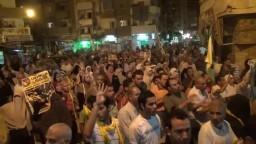 مسيرة ليلية بسيدي بشر رفضا للانقلاب 18_9