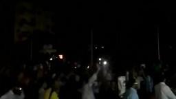 الإسماعيلية - مسيرة ليلية رفضاً للأنقلاب