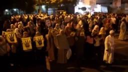مسيرة بني سويف الرافضة للانقلاب 18_9