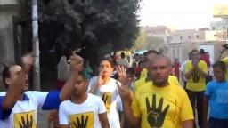 مسيرة (ماراثون) ضد الانقلاب - قرية الكوادي