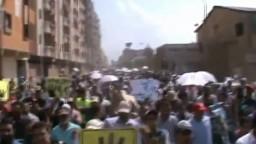 بورسعيد تنتفض في مليونية الشباب عماد الثورة
