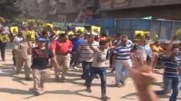 شباب زفتى-ينتفض ضد الانقلاب20/ 9