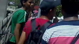 وقفة طلاب ضد الأنقلاب من محافظة الأقصر 21 9