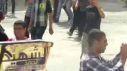 طلاب جامعة المنصورة تستقبل العام الدراسي بانتفاضة