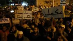 احرار بورسعيد يحتشدون  22-9 امام مسجد العزيز