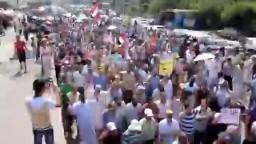 مسيرة تجوب بورسعيد في مليونية الانتفاضة