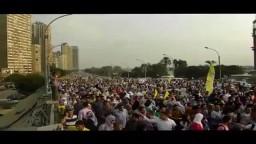 ثورة المعادى مستمرة ضد الإنقلاب الجمعة 27_09