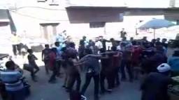مسيرة طلاب مركز ابوقرقاص الثلاثاء 1 10 2013