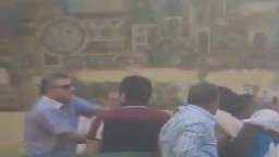 محاولة اعتقال الداخلية لطالب ثانوي