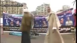تقرير العربية عن المتحدث العسكرى الحليوة