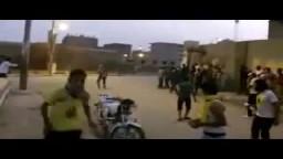 لحظة استشهاد رفيده سيف 6-10-2013_2