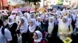 انتفاضة طلاب ضد الانقلاب بالاسكندرية 10_ 10