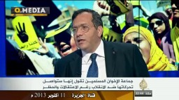 د/الجوادى وتصريحات خطيرة عن الاخوان والسيسى