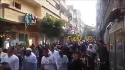 انتفاضة المصريين ضد الانقلاب _  عيد الأضحى