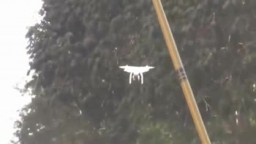 هيليكوبتر  تصوير رابعة تعود للتصوير من جديد