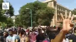 اغنية طلاب ضد الانقلاب .. طلاب جامعة الازهر