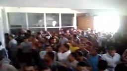 انتفاضة طلاب كلية العلوم جامعة الأزهر