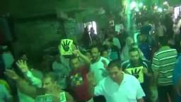 مسيرة حاشدة بشبرا الخيمة ضد الانقلاب 23/ 10
