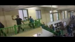 عفاريت ضد الانقلاب - معهد رجب - قطار رابعة