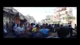 طلاب ضد الانقلاب بأبوالمطامير 24 - 10- 2013