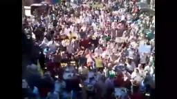 مسيرة حاشدة ضد الانقلاب بشبرا الجمعة 25_10