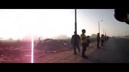 سلسلة بشرية طريق السنبلاوين المنصورة - 27 10