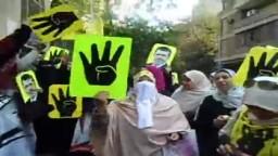 رسالة من نساء ضد الانقلاب للرئيس مرسى