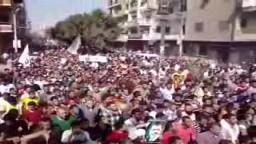 مليونية المنيا - 4/ 11 - محاكمة إرادة الشعب