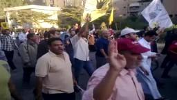 جمعة نساء مصر خط احمر بمدينة 6 اكتوبر
