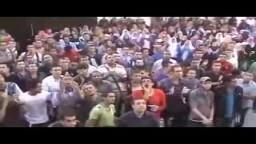 شاهد أقوى هتافات انتفاضة طلاب الاسكندرية