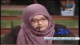 المجلس التأسيسي التونسي يحيي صمود مرسي